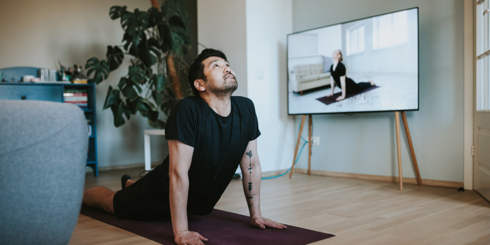 Home exercise tips to stay in shape this winter