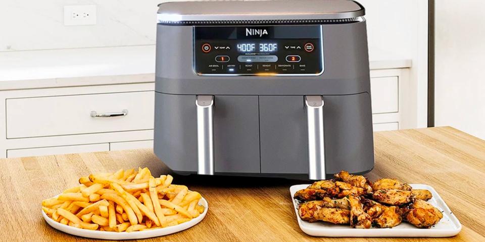 Ninja Foodi Dual Zone air fryer — is it worth the hype?