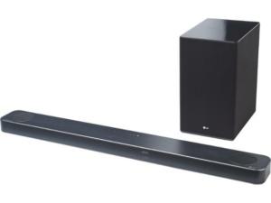 LG SL8YG sound bar