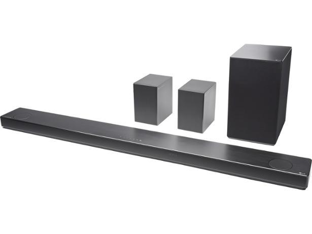 Black Friday LG SN11RG sound bar
