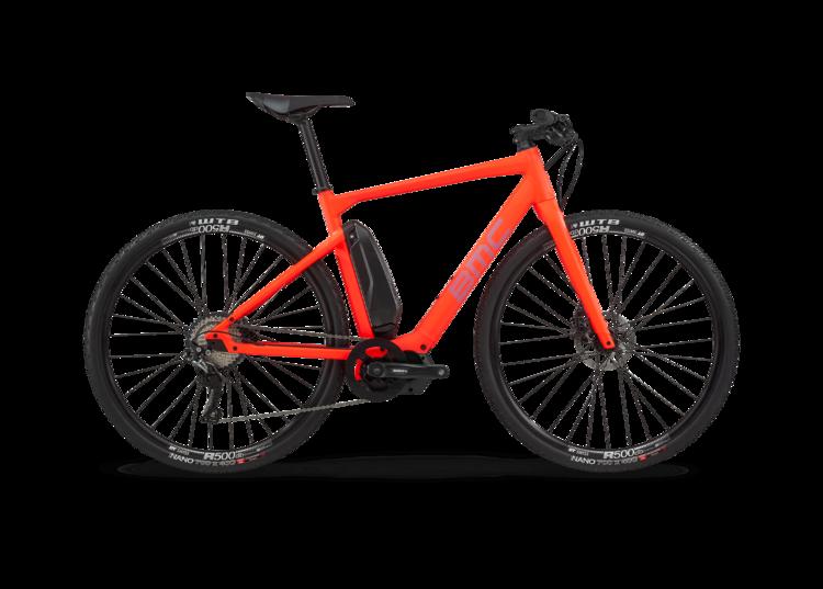 BMC Alpenchallenge AMP Cross Two Hybrid Electric Bike Black Friday Deal
