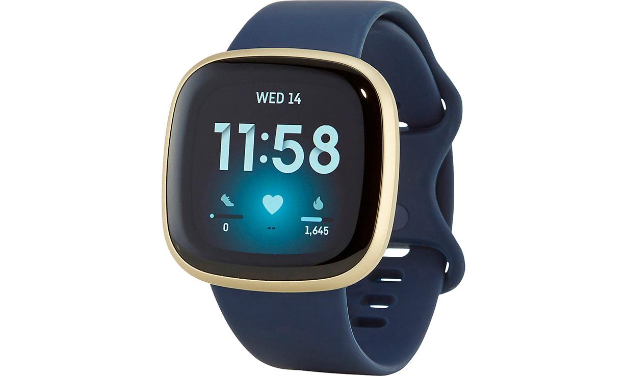 Fitbit Versa 3 - Black Friday deals
