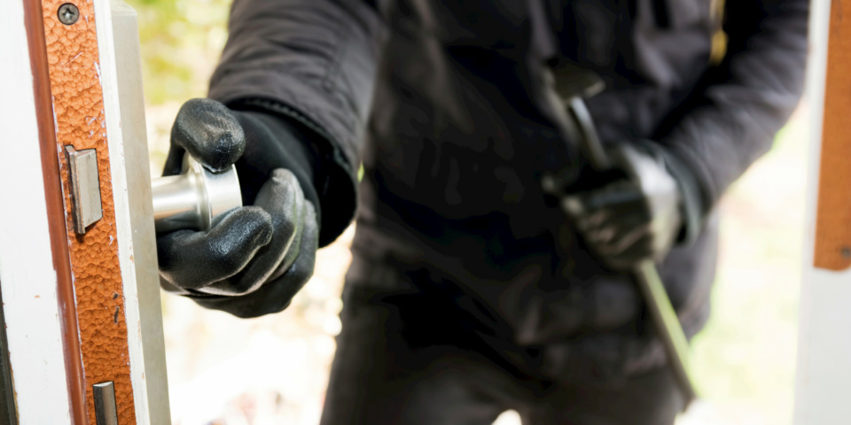 Home insurance claims for burglaries on the rise: how to keep your home secure