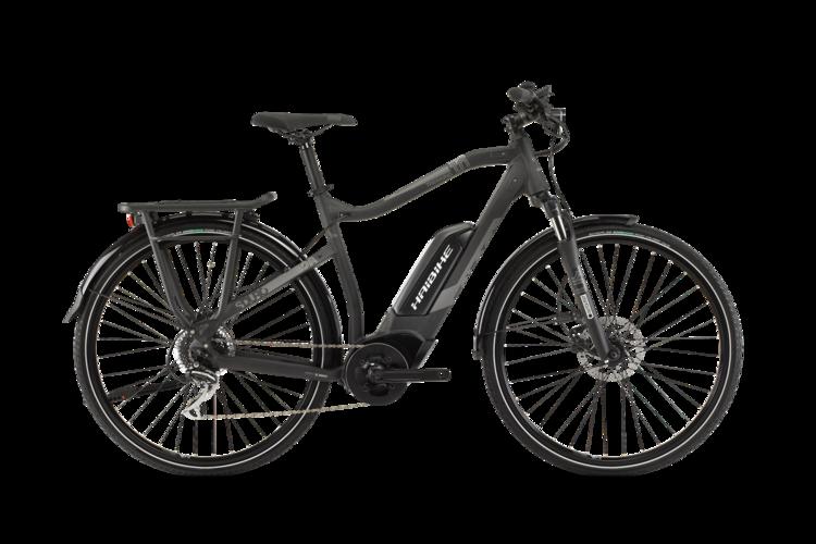 Haibike SDuro Trekking 1.0 Mens Electric Hybrid Bike - Back Friday Deals