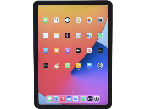 Apple iPad Air - front view