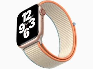 Apple Watch SE GPS black fridaydeal