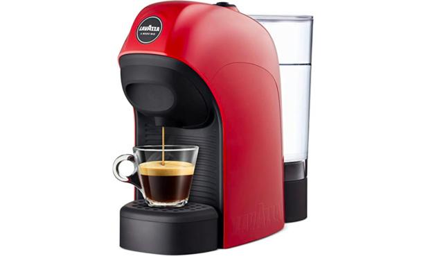 Lavazza Tiny Black Friday coffee machine