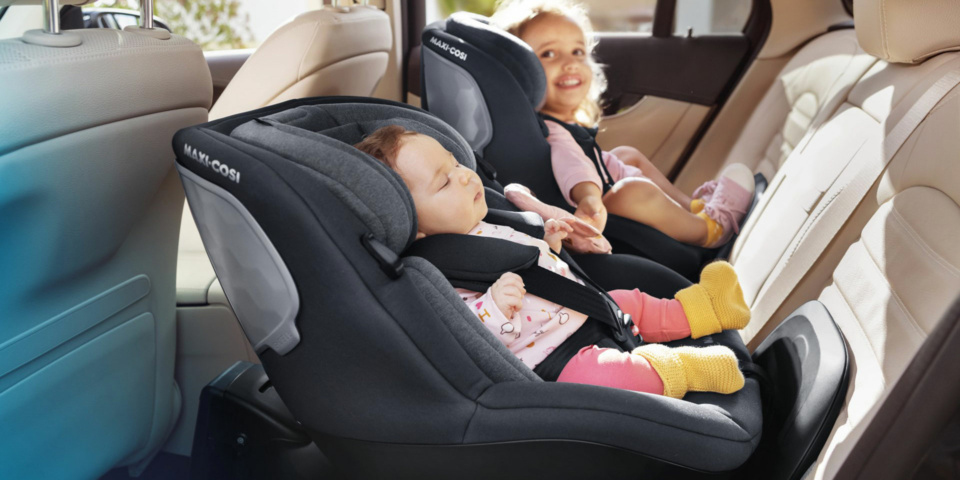 Which? crash tests the latest car seats from Joie, Maxi Cosi and Cybex