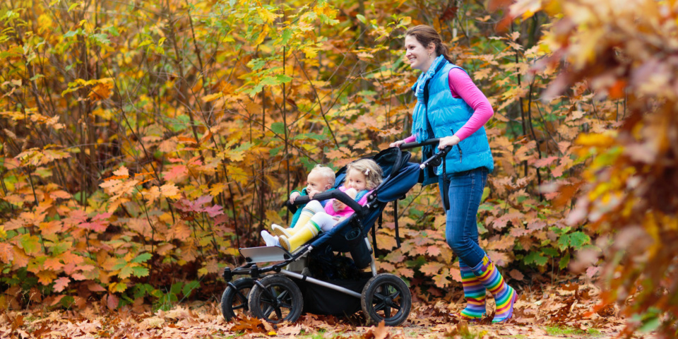 The best brands for a problem-free pushchair