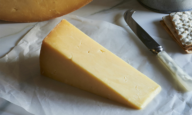 St Andrews cheddar cheese