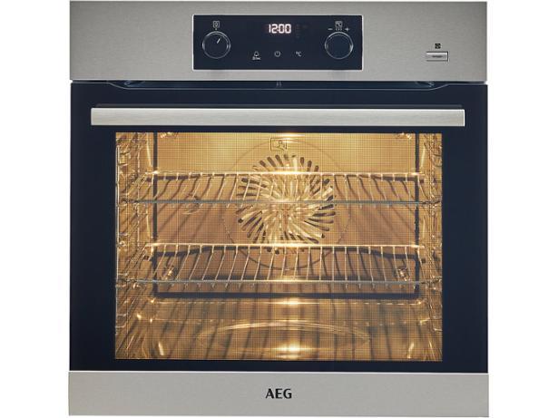Black Friday AEG BPS355020M oven