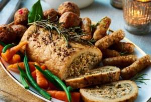 Asda vegan turkey joint