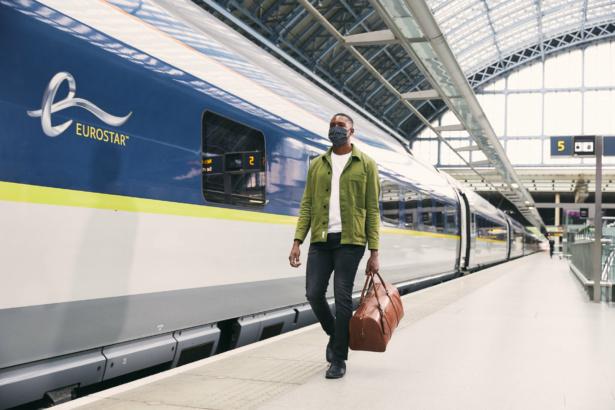 Eurostar boarding