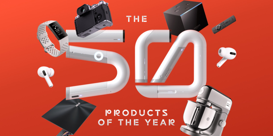 The Which? top 50 products of the year 2020