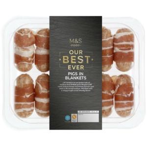 M&S Pigs in blankets