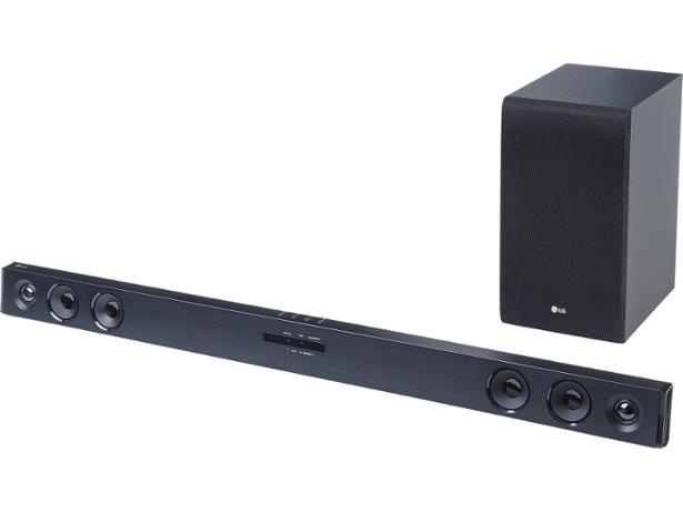 Sound Bars LG SJ3