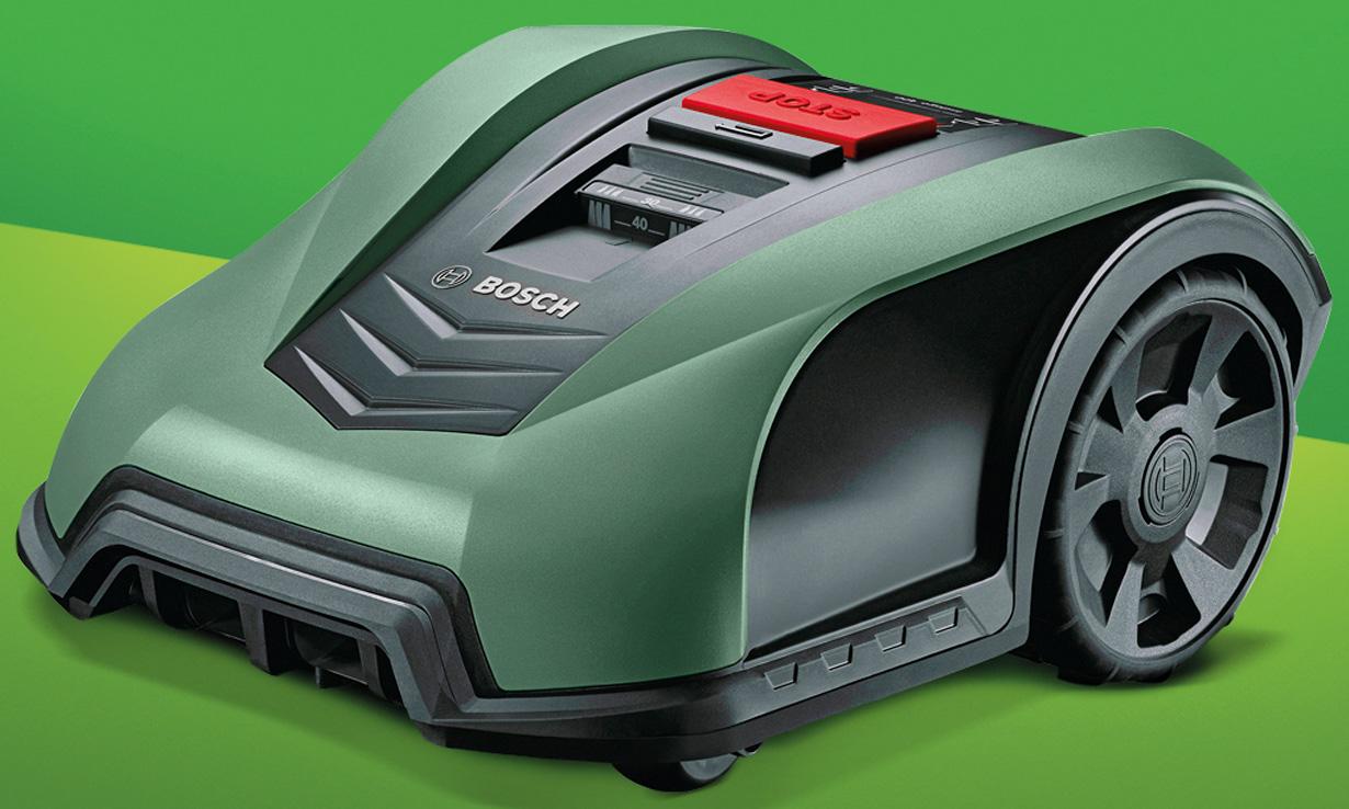 Bosch Indego S400
