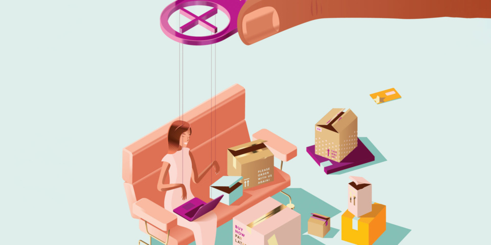 Think less, spend more: how 'buy now, pay later' firms encourage impulse buying