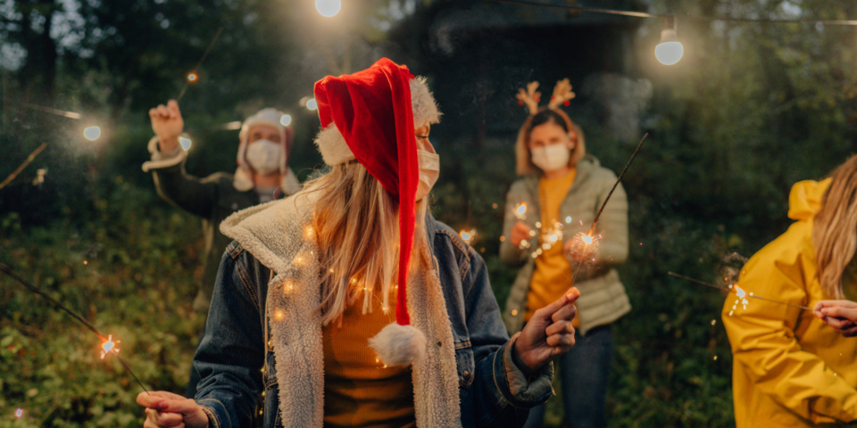 Seven ways to make your Christmas more COVID-19-safe