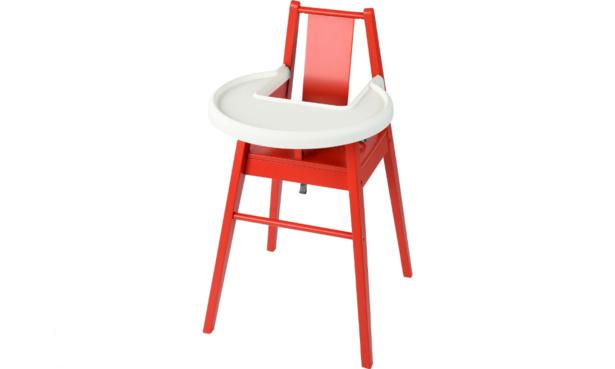 Ikea Blames high chair