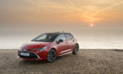 Six most popular cars on which.co.uk in 2020