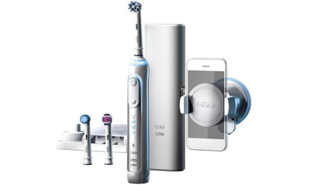 Oral-B Genius 9000 White electric toothbrush