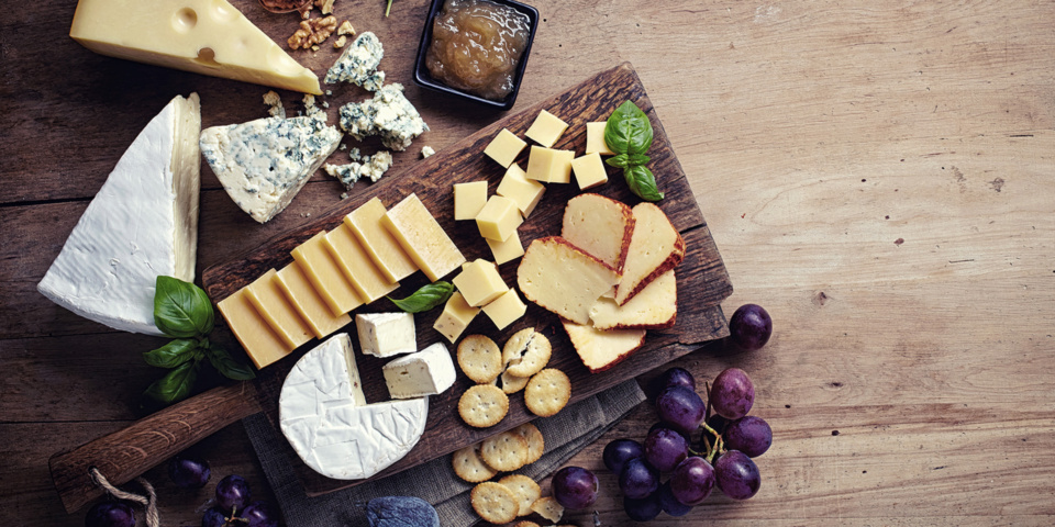 Cheapest Christmas cheese board revealed