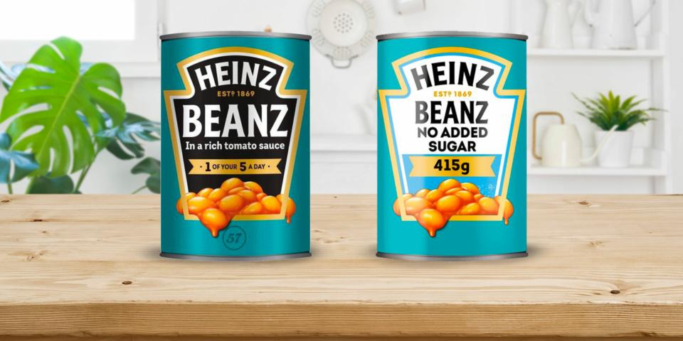 Heinz Original vs No Added Sugar baked beans: does less sugar mean compromising on taste?