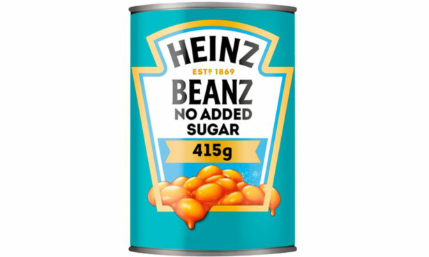 Heinz Baked Beans no added sugar