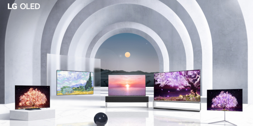 LG announces new OLED evo, QNED Mini LED and Nanocell TVs for 2021