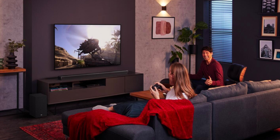 Just tested: LG's cheapest OLED TV – the OLED55BX6LB