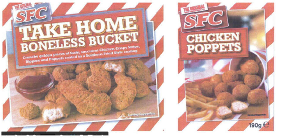 Food recall: certain chicken products sold in Morrisons, Sainsbury's and B&M recalled