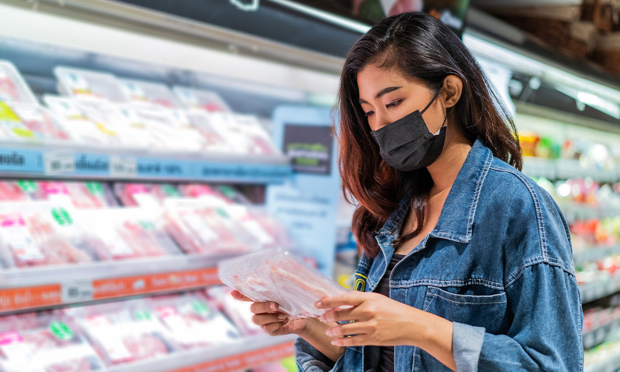 Buying cheap cuts of meat will still give you the nutrients you need to keep healthy.