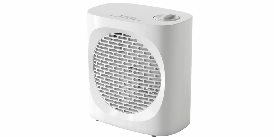 UPDATE: Multiple GoodHome Colenso fan heaters recalled because of safety risk