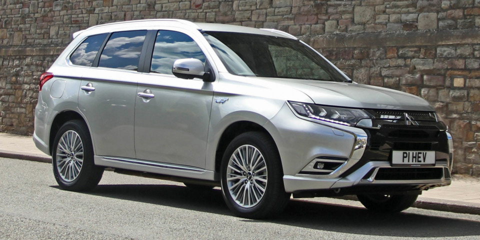 Plug-in hybrid car scores no better than new diesel SUVs in latest emissions tests