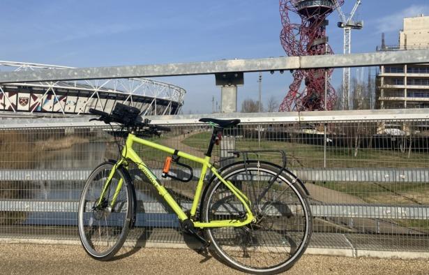 Swytch bike in London