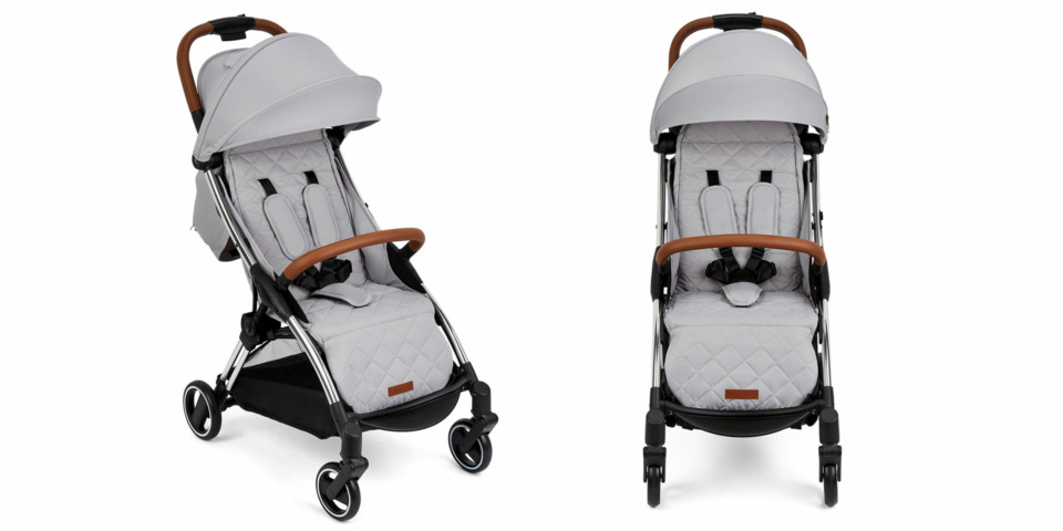 Pushchair recall: Ickle Bubba Gravity Max Auto-Fold stroller recalled due to safety issues