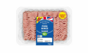 Food recall: batch of Lidl pork mince may contain pieces of plastic