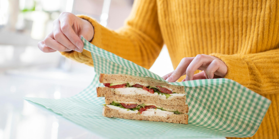 Beeswax wraps vs eco cling film vs recycled foil – what's best for storing your opened food?