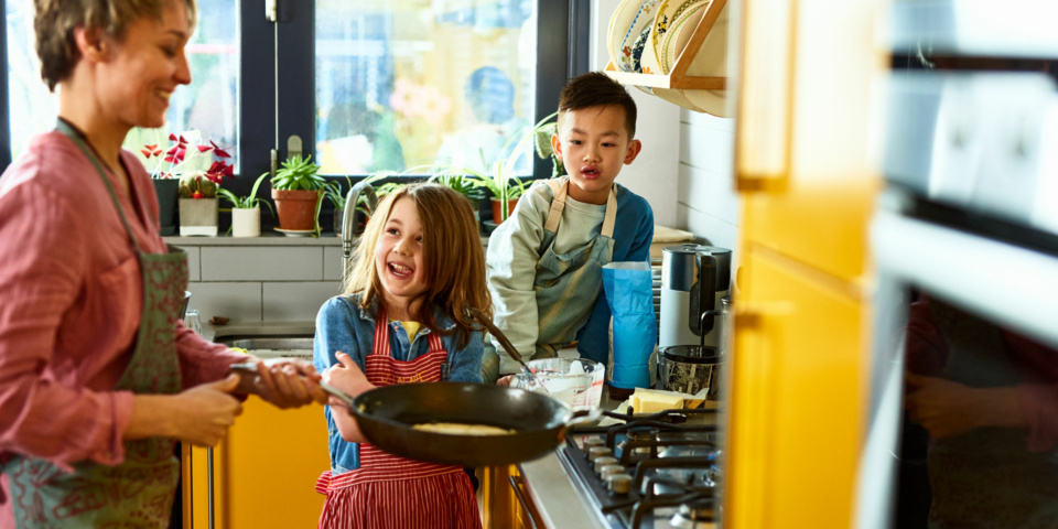 Pancake Day 2021: how to stop your frying pan from letting you down