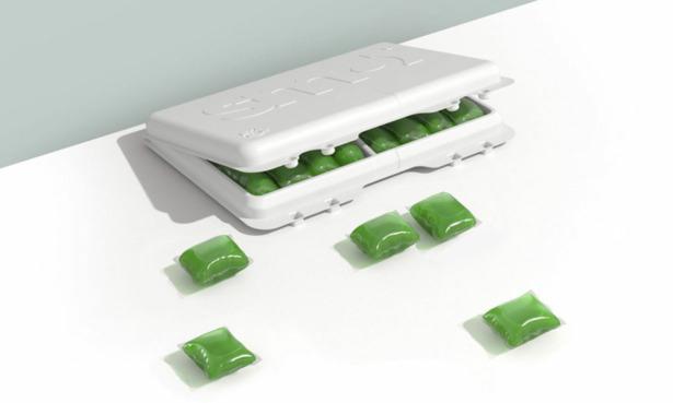 Smol laundry capsules