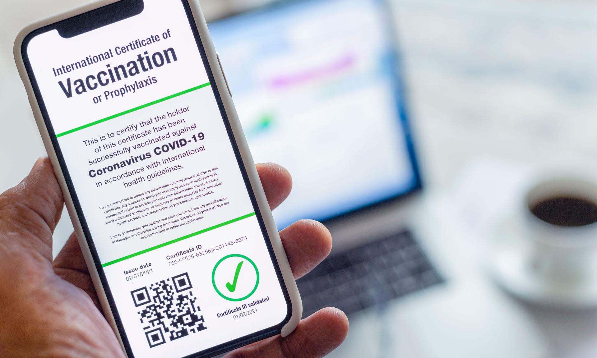 EU vaccine passport Digital Green Certificate scheme Q&A – Which? News