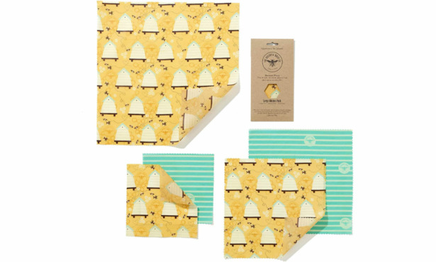 Beeswax Wrap Co. wraps