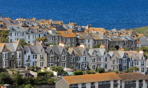 houses in Cornwall