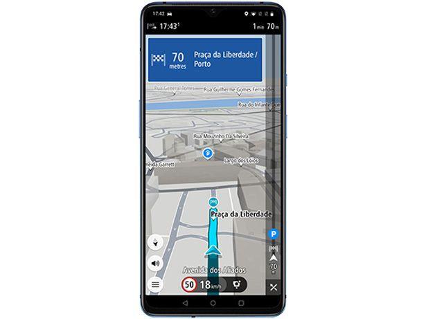 TomTom Go Navigation app android