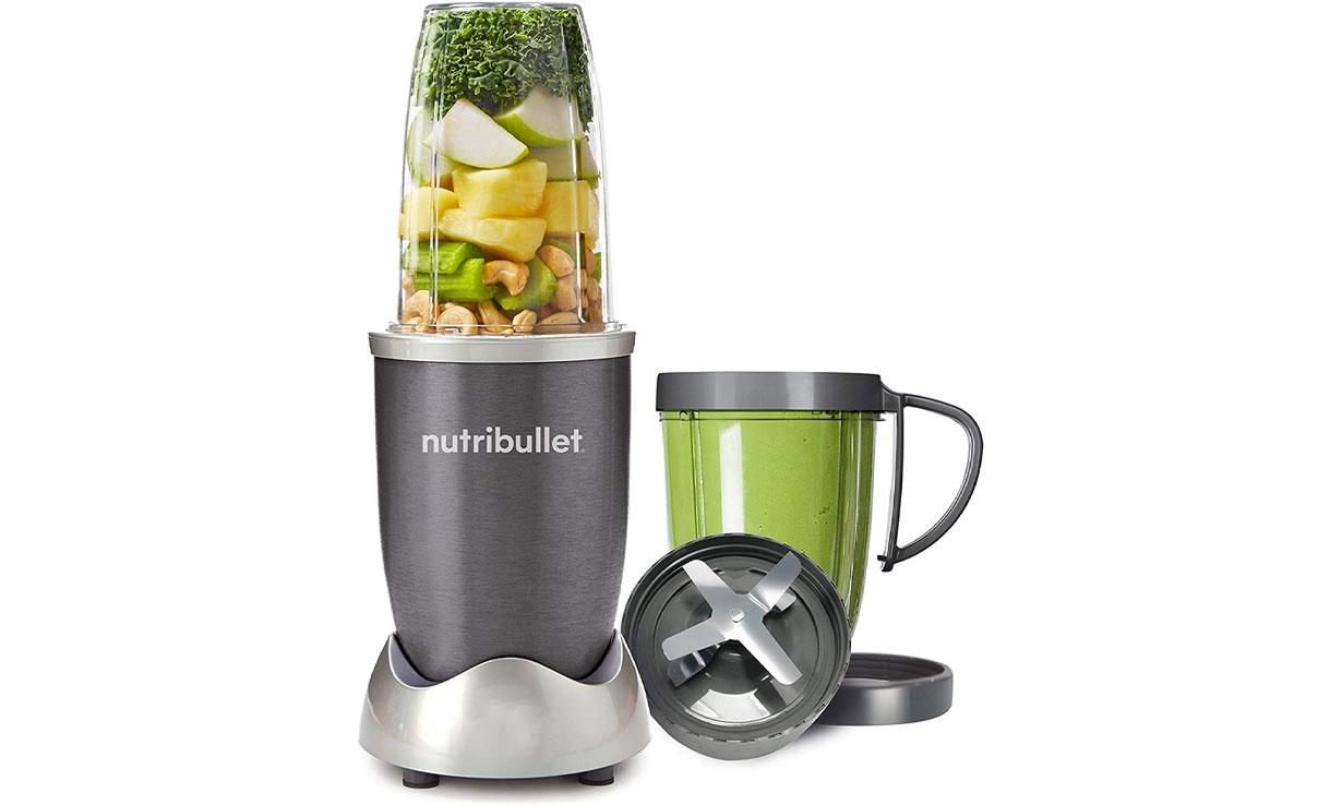 A Nutribullet blender