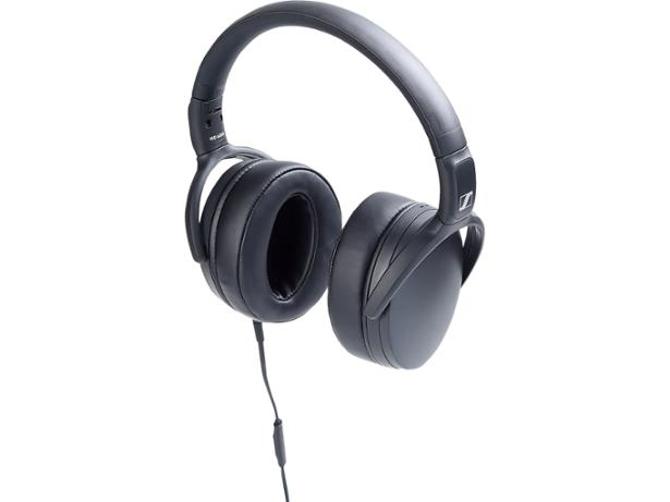 Sennheiser HD 400S wired headphones with mic and call controls