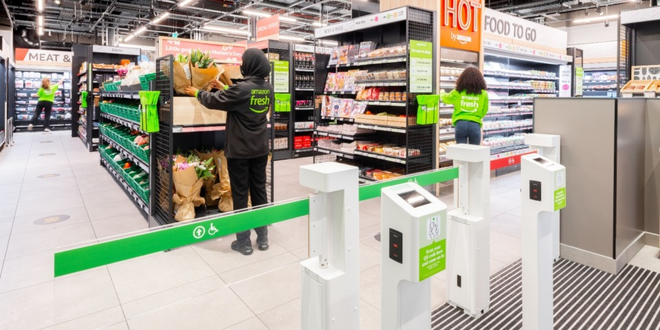 Amazon Fresh store review: will checkout-free shopping make you spend more?