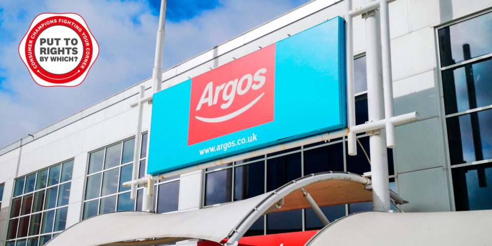 'Two hours to collect a 'no-drill' pet gate that needs a drill. I'm furious with Argos'