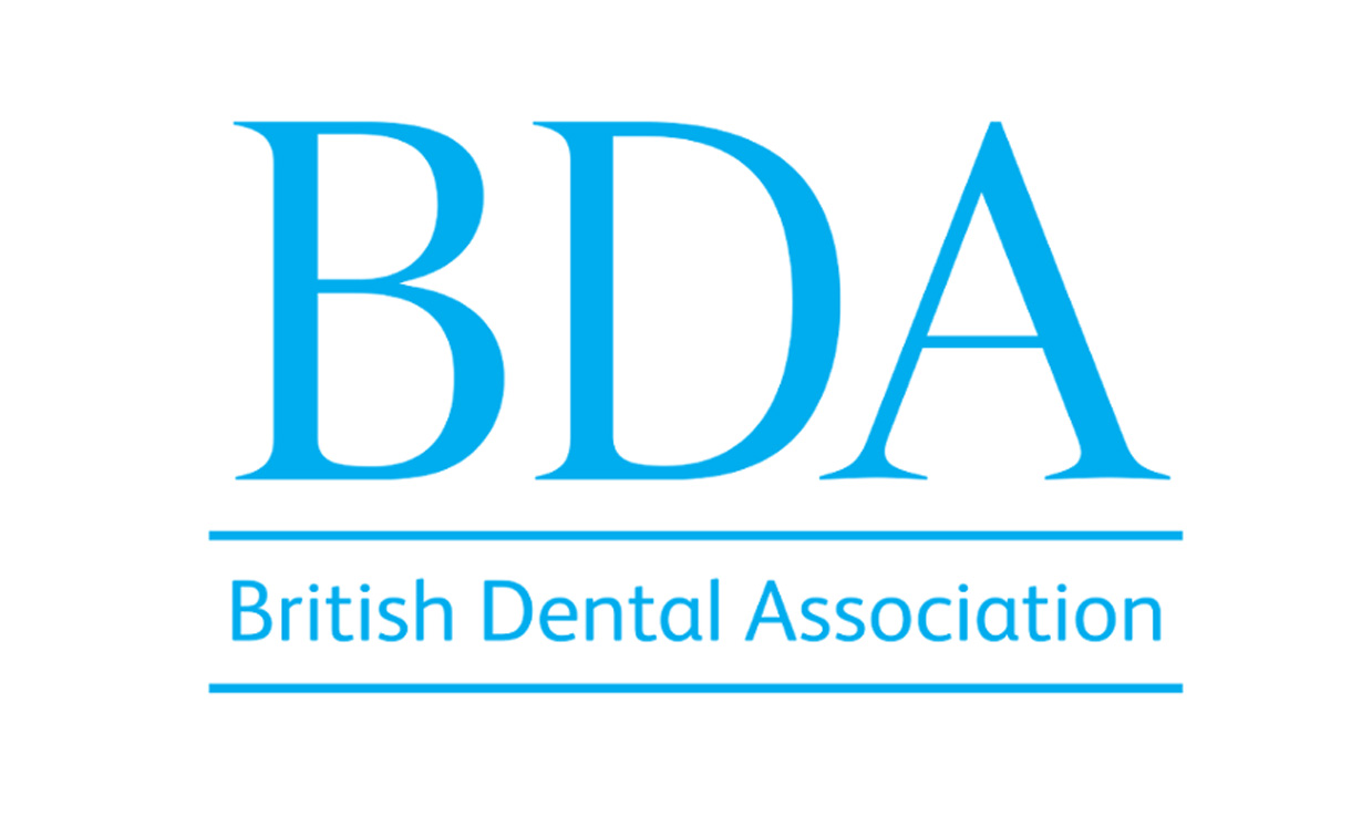 This is the logo for the British Dental Association